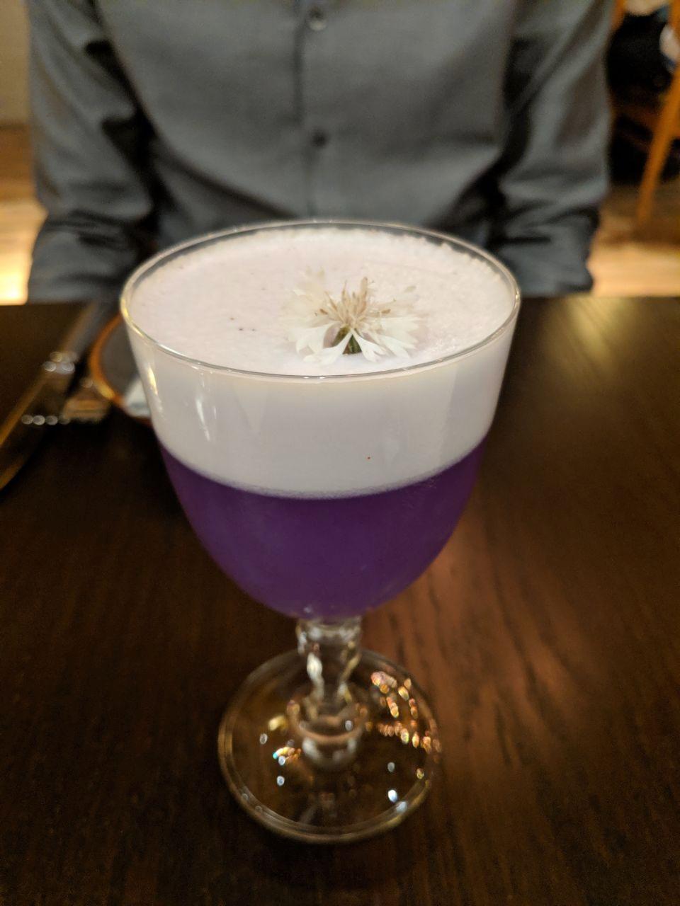 ROOH's Patna Fizz Cocktail