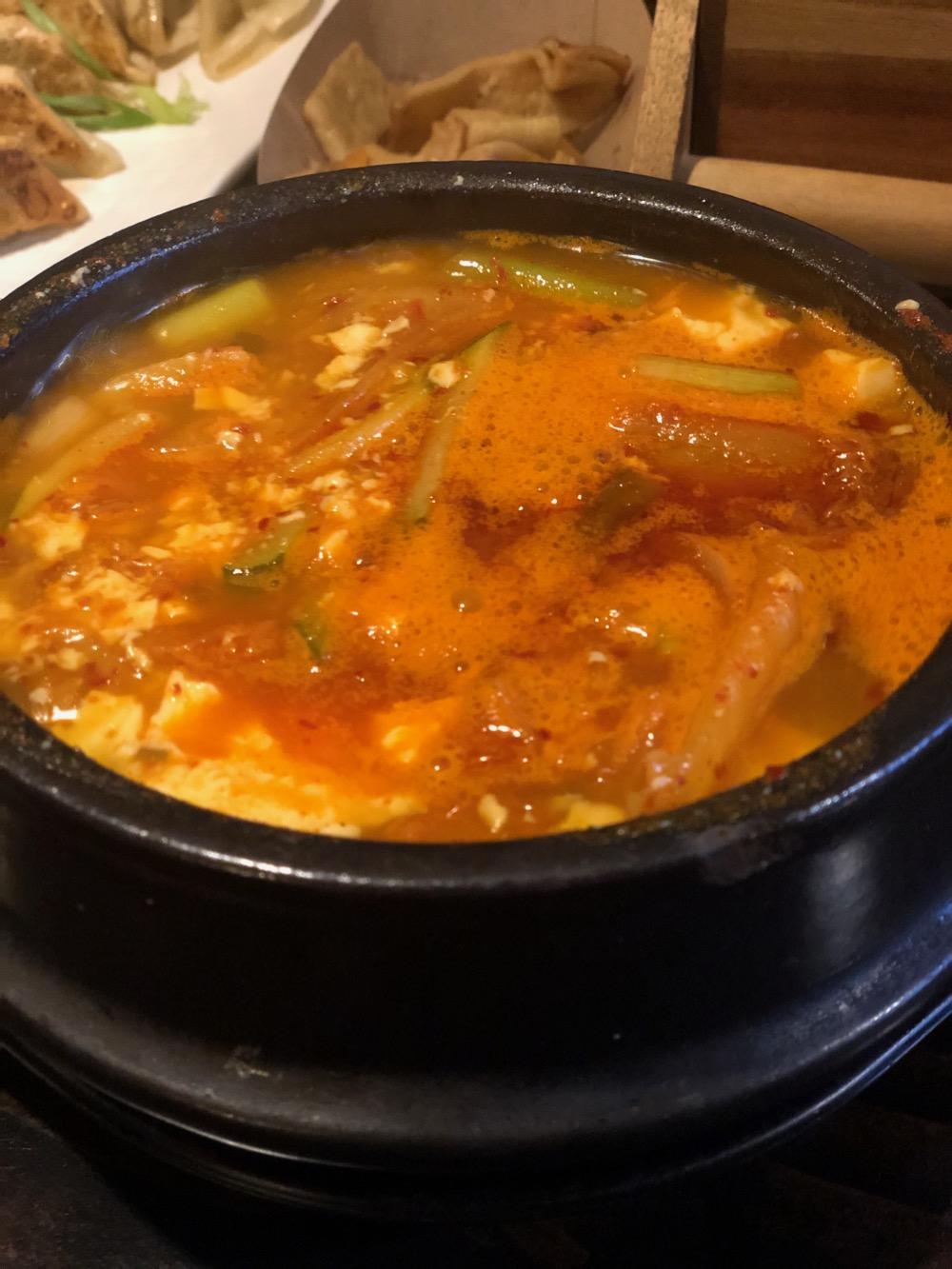 Kimchi Pop's Soondubu