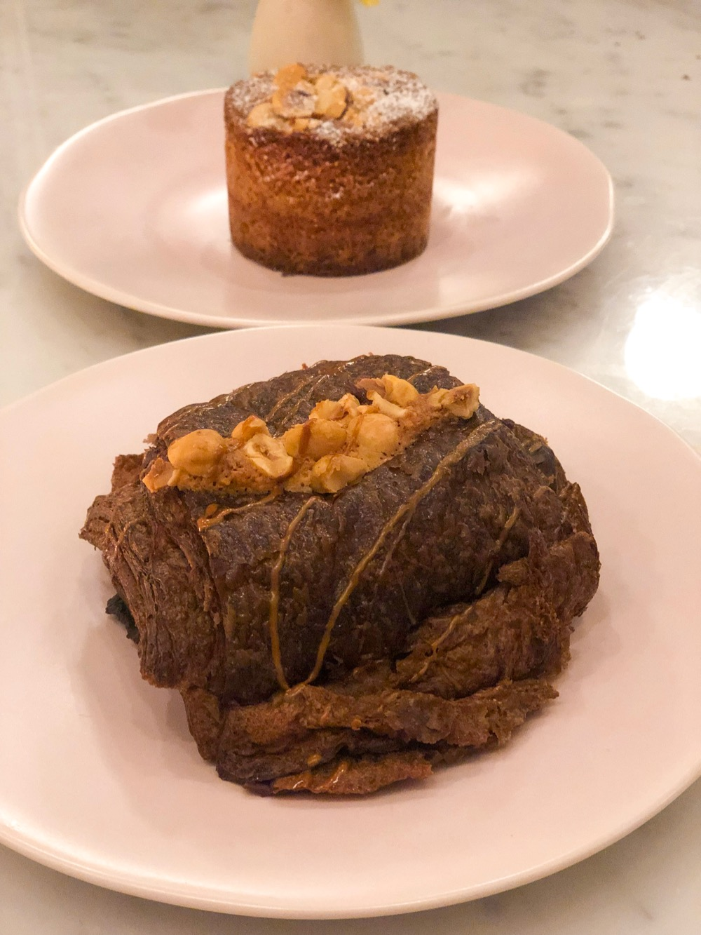 Distinctive and flavorful pastries at Lost Larson